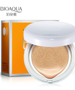BB Cushion Cream -крем нового поколения «BIOAQUA» -  натуральный цвет.(0757)