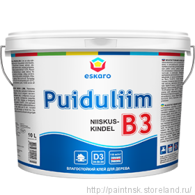 Eskaro B3 Niiskuskindel Puiduliim