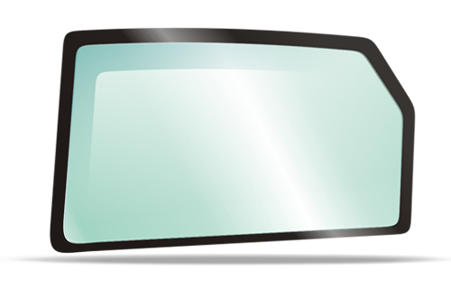 Боковое левое стекло AUDI Q7 2006-