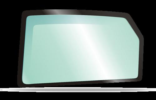 Боковое левое стекло NISSAN X-TRAIL 2007-