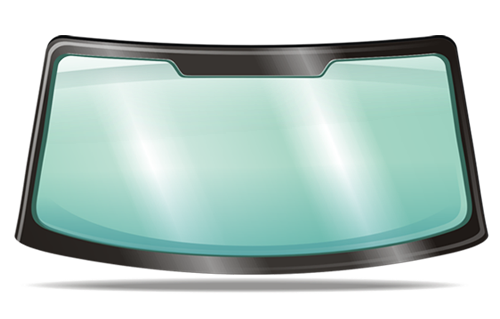 Лобовое стекло Volkswagen POLO седан 2009-