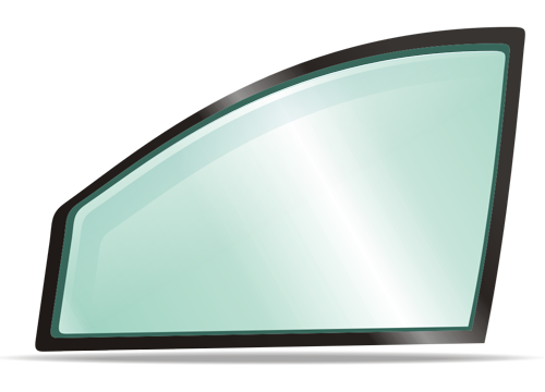 Боковое левое стекло KIA PRO-CEED 2007-
