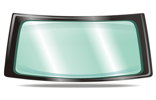 Заднее стекло FORD KA 1996-