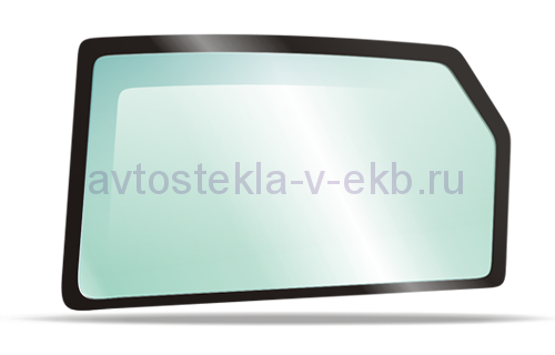 Боковое левое стекло FORD FIESTA 1989-1995