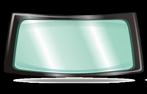 Заднее стекло RENAULT CLIO 2005-