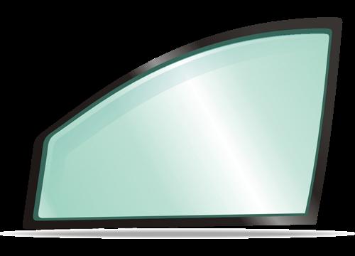 Боковое левое стекло RENAULT CLIO 2001-2005