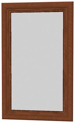 У-ЗП1. Зеркало в прихожую   800x517x18 мм  ВxШxГ