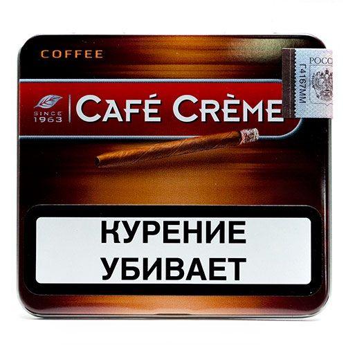 Cигариллы Cafe Creme Cofee