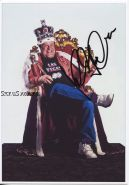 Автограф: Джон Гудман. Король Ральф