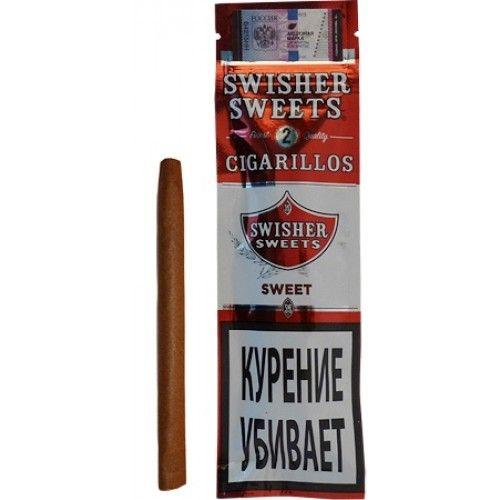 Сигариллы Swisher Sweets Sweet Cigarillos