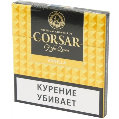 Сигариллы Corsar of the Queen Vanilla Limited Edition