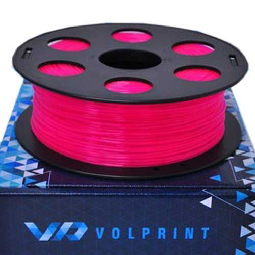 ABS пластик VolPrint 1,75мм розовый, 1кг