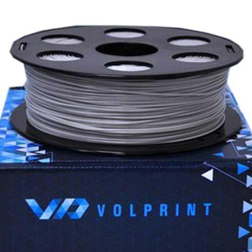 ABS пластик VolPrint 1,75мм светло-серый, 1кг