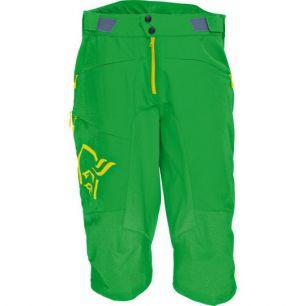 Norrona Fjøra Flex1 Shorts green mamba M