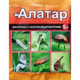 Алатар 5 мл. от кол. жука в пакете ВХ /150
