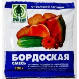 Бордоская смесь 100 г. ГБ/50(01-140)