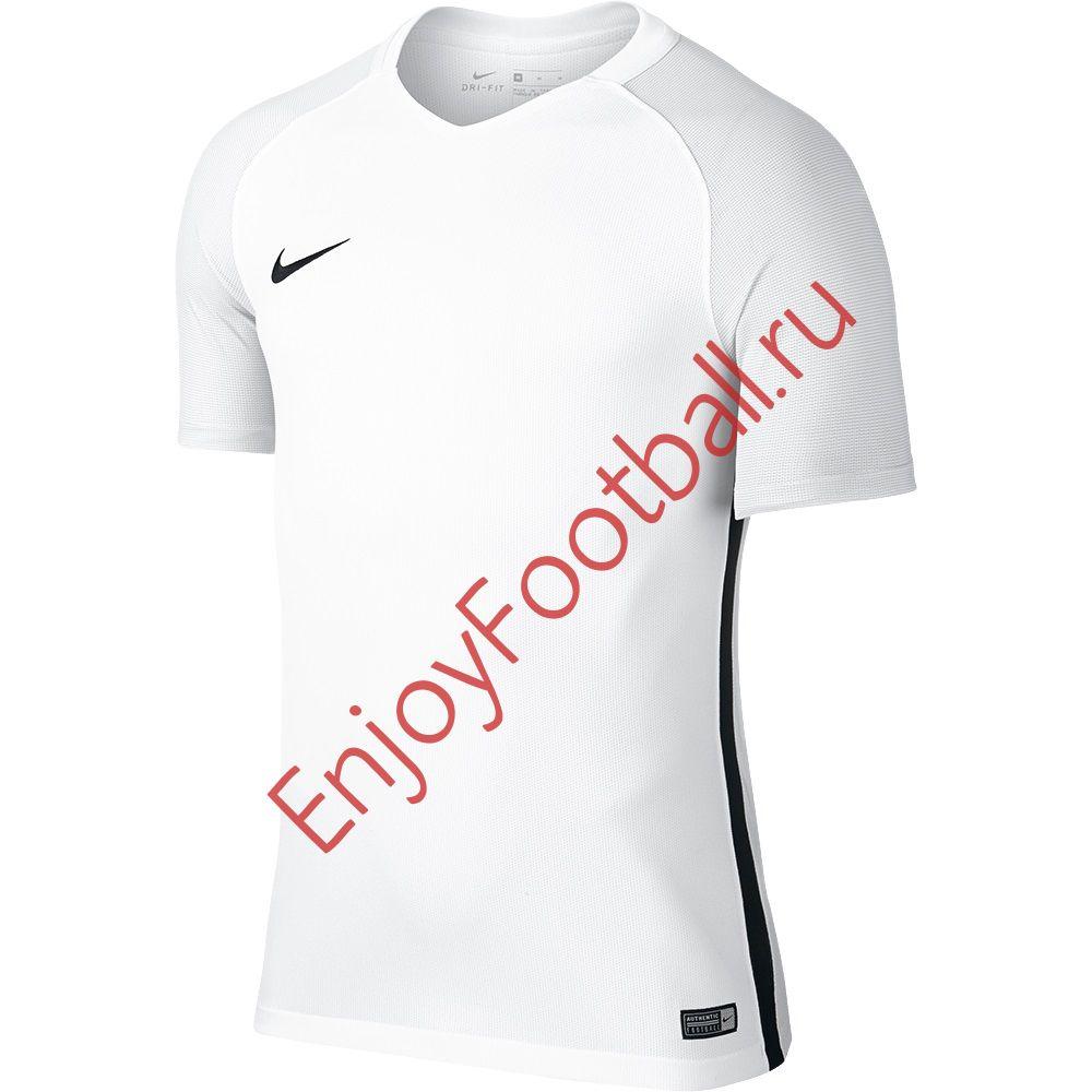 bf732534 Игровая футболка NIKE SS REVOLUTION IV JSY 833017-100 SR купить в ...