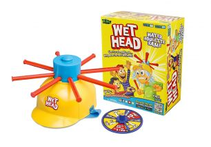 Игра Мокрая голова, Wet Head Zing (Водная Рулетка)