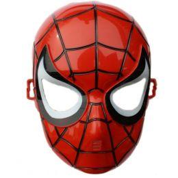 Интерактивная маска Человек Паук (Super Heros) со светом