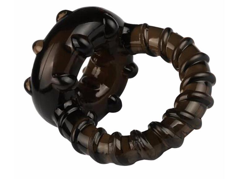 Эрекционное кольцо двойное.
