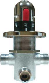 Автоматический смеситель с термо регулировкой для подготовки теплой воды ZY (KR533 12D)