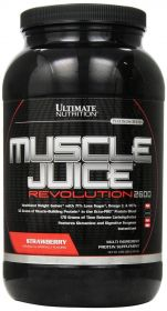 Ultimate Nutrition Muscle Juice Revolution 2600 (2120 гр.)