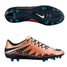 Бутсы Nike HyperVenom Phinish FG золотые