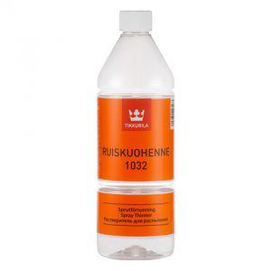 Растворитель для распыления 1032 - Ruiskuohenne 1032