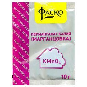 Марганцовка (KMnO4 44,9%) 10гр /100