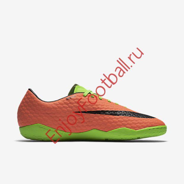 180cca631640a5 ... купить зеленые футзалки Гипервеном; Nike HypervenomX Phelon 3  852563-308 ...