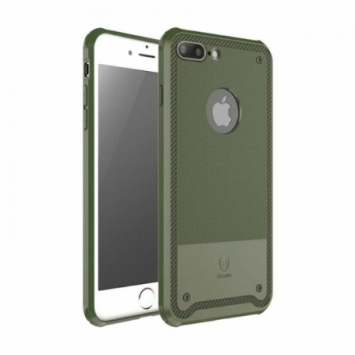 Baseus Shield Case  - чехол для iPhone 7/8 (Зеленый)