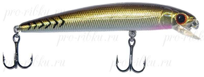 Воблер RUBICON RANG MINNOW F, 80mm, 6.8gr, depth 0-0.5m, F801
