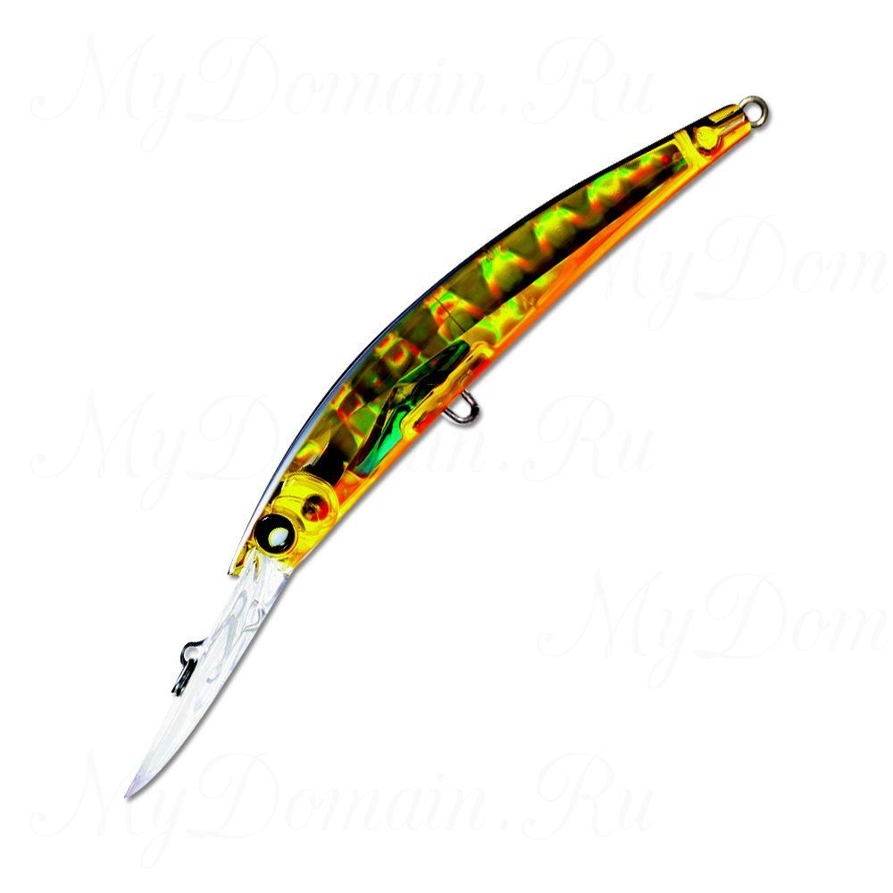 Воблер Yo-Zuri Crystal 3D Minnow DD (F) 130mm F982-HGBL