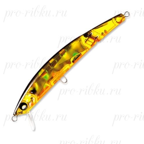 Воблер Yo-Zuri Crystal 3D Minnow Jointed (F) 130mm F1051-HGBL