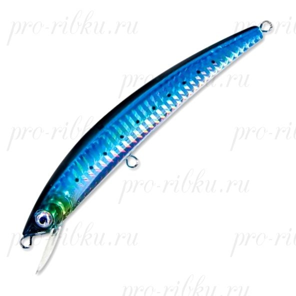 Воблер Yo-Zuri Crystal Minnow (F) 90mm F6-GHIW