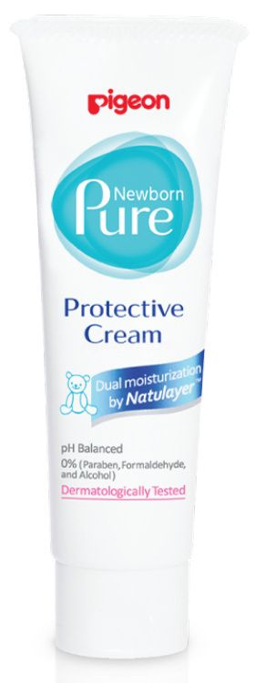 "Pigeon Защитный крем ""Newborn Pure Protective Cream"" 0+ мес"