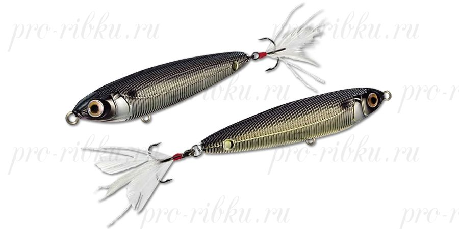 Воблер Yo-Zuri Sashimi Pencil FW (F) 100mm R971-CCTS