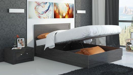 Кровать с подъемным механизмом Токио (1400x2000)