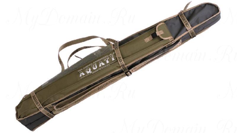 Чехол мягкий 2-х секционный AQUATIC Ч-10-130