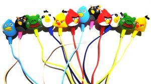Наушники-капельки Angry Birds