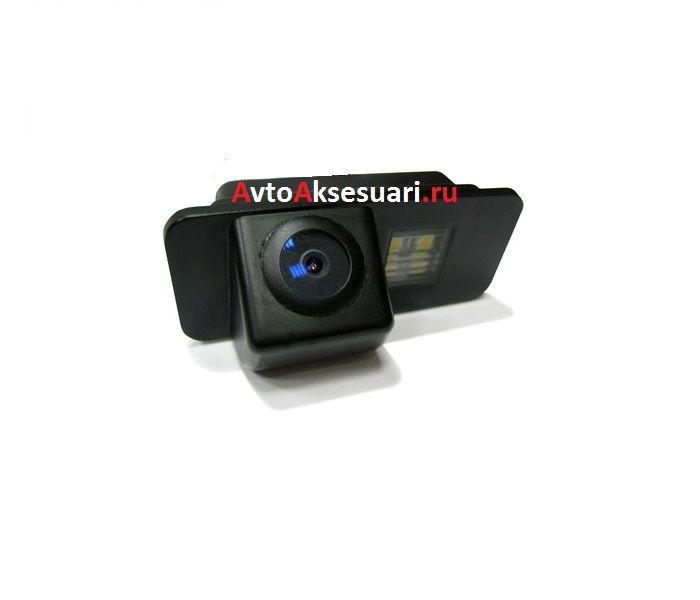 Камера заднего вида для Ford Focus 2 хэтчбек