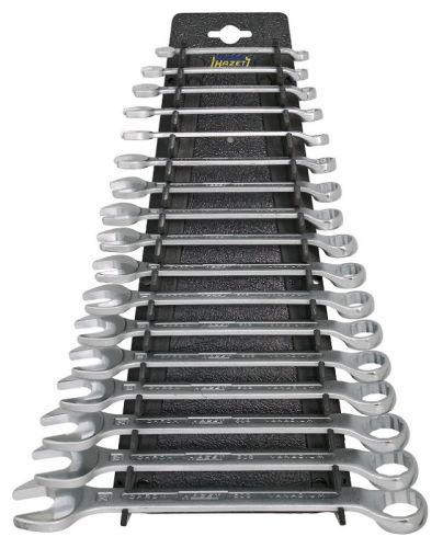 Набор комбинированных ключей Hazet 603/17H