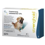 Стронгхолд 240 Капли на холку антипаразитарные для собак от 20 до 40 кг (3 шт./уп.)
