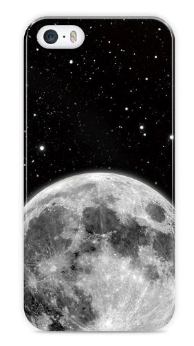 Чехол с большой луной для iPhone 7/8