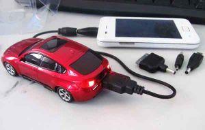 Внешний аккумулятор BMW X6 (6800 mAh)