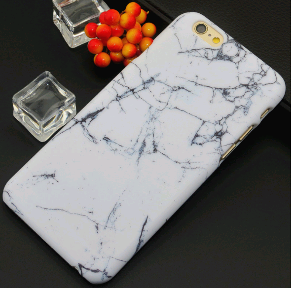 Чехол для iPhone 7/8 камень (Белый)