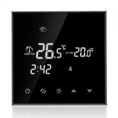 Цифровой сенсорный терморегулятор Beok для теплого пола