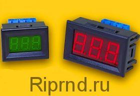 Амперметр постоянного тока АПТ-0,36-20А