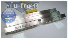 Накладки на пороги Alufrost, на металл, нерж. сталь 4шт.