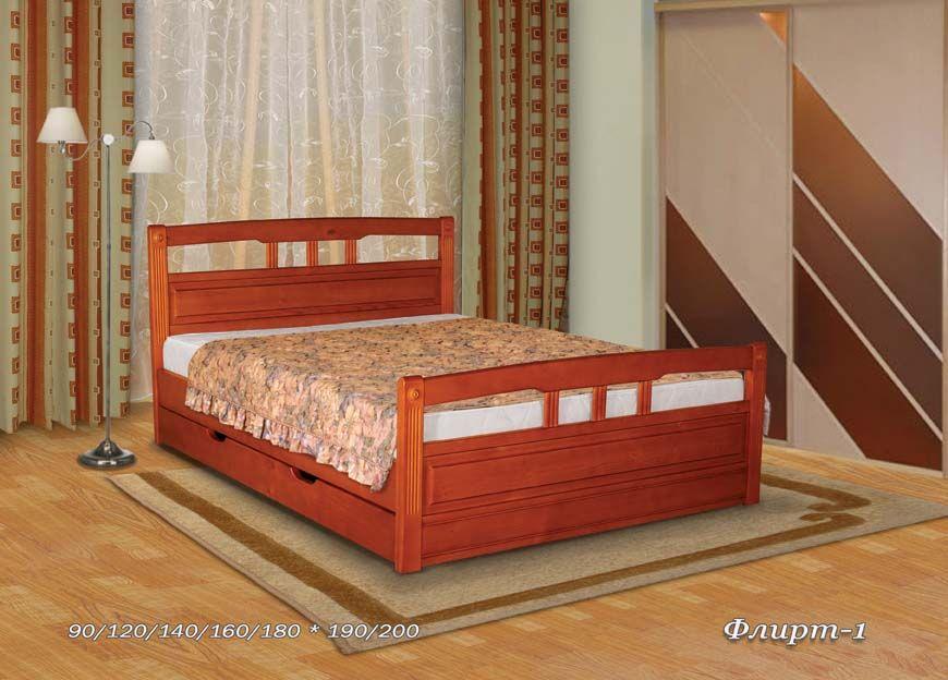Кровать Флирт - 1   Альянс XXI век